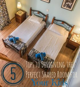 5 Tips to Designing the Perfect Shared Room for Your Kids