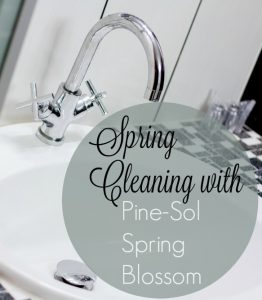 Spring Cleaning with Pine-Sol