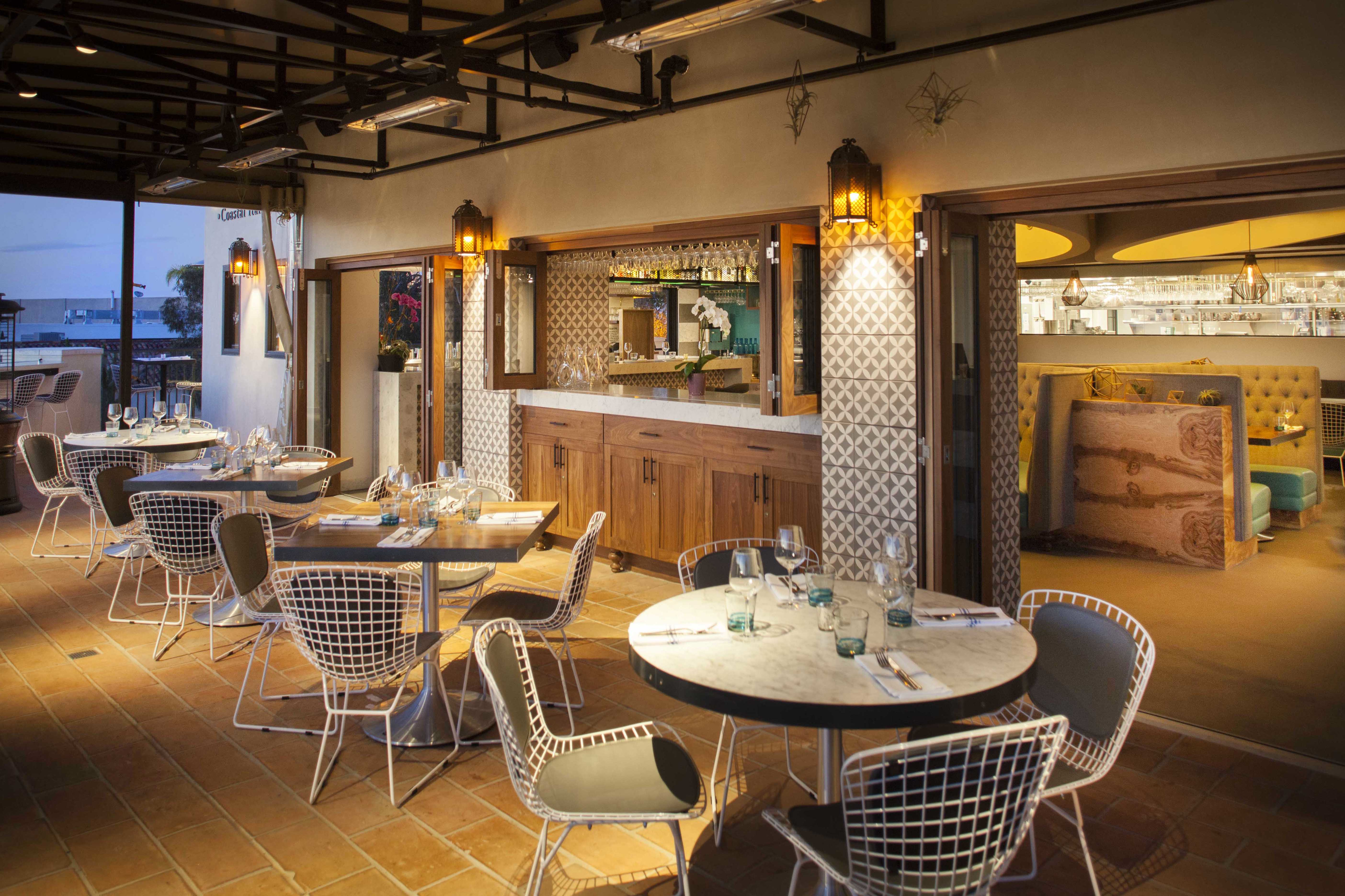 Catania Restaurant Patio La Jolla Tales Of A Ranting Ginger