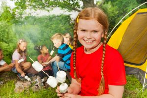 Girls Develop Lasting Friendships and Skills by Registering for Girl Guides of Canada