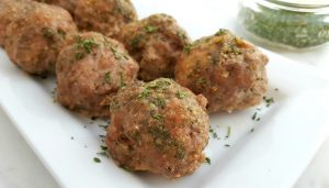 Versatile Make Ahead Turkey Meatball Recipe