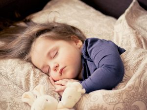 Study Says Your Kid Probably Isn't Getting Enough Sleep