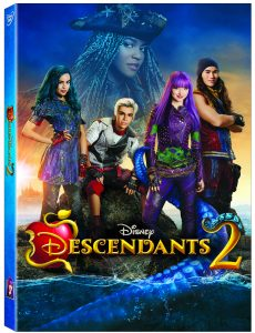 Enter to Win a Copy of DESCENDANTS 2 Giveaway Canada
