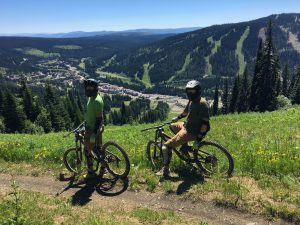 Mountain Biking at Sun Peaks Resort #SunPeaks360
