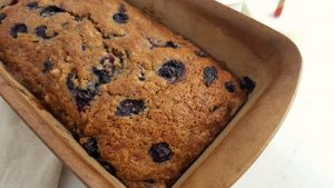 Blueberry Breakfast Bread Recipe