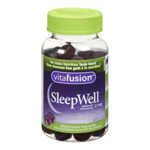 Vitafusion SleepWell Helping Canadians get a Quality Night's Sleep #ChurchandDwight