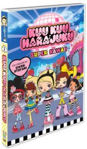 Gwen Stefani's Kuu Kuu Harajuku, Super Kawaii DVD Giveaway
