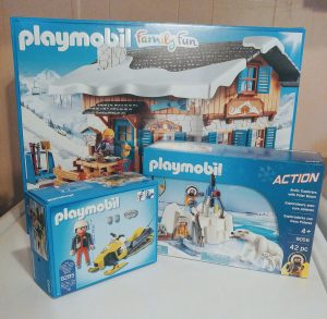 Fun NEW Winter Themes from Playmobil (Giveaway)