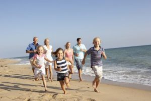 Booking your family vacation