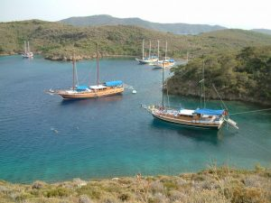 Four Popular Destinations on the Turquoise Coast