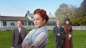 Anne of Green Gables – Fire and Dew