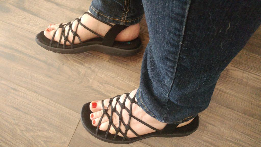 Skechers Forget Me Knot Women's Casual Slingback Slide Sandals