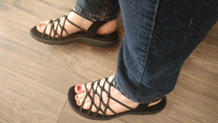 Reggae Slim Forget Me Knot | Shoes | Slingback sandal