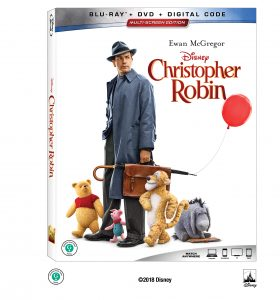 CHRISTOPHER ROBIN Available now on Digital and Blu-ray (Giveaway)
